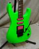 In Stock! 2021 Jackson X Series Dinky™ DK3XR HSS neon green