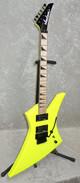 In Stock! 2021 Jackson X Series Kelly™ KEXM guitar neon yellow