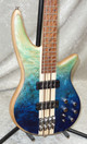 In Stock! 2021 Jackson Pro Series Spectra Bass SBP IV Caribbean Blue