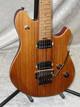 In Stock! 2021 EVH Wolfgang WG Standard Exotic Bocote in natural guitar (4970)