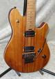 In Stock! 2021 EVH Wolfgang WG Standard Exotic Koa guitar (0080)