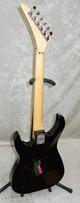 Kramer Focus 6000 electric guitar in gloss black finish with hardshell case