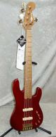 Charvel Pro-Mod San Dimas® Bass JJ V five candy apple red
