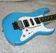 Charvel Pro-Mod So-Cal Style 1 HSH FR E Robin's Egg Blue