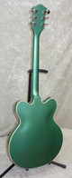 Gretsch G2627T semi hollow electric guitar in Georgia Green finish