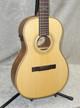 In Stock! Vintage Brand VE880PB acoustic / electric parlor guitar Paul Brett
