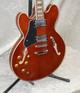In Stock! Vintage VSA500 ReIssued Semi Acoustic Guitar - Left Hand Walnut lefty