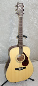 Yamaha FG-04 LTD acoustic guitar with chipboard case