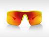 Sunglasses SPEED Gruppo Green - Red Mirror