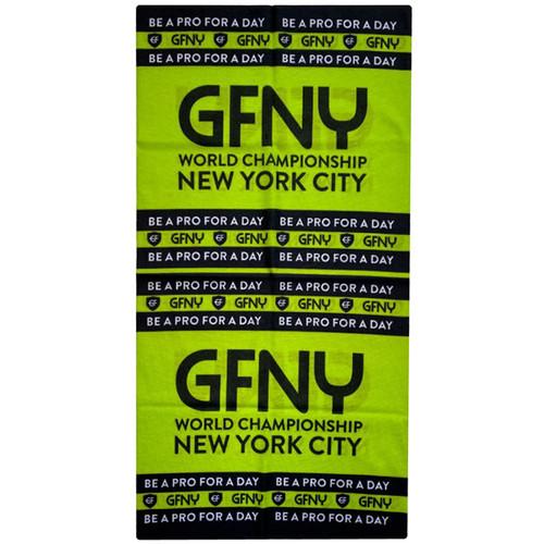 GFNY Wold Championship NYC Buff