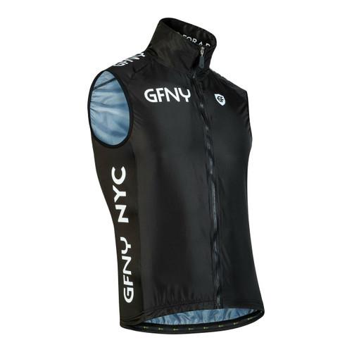 Black Vest GFNY NYC