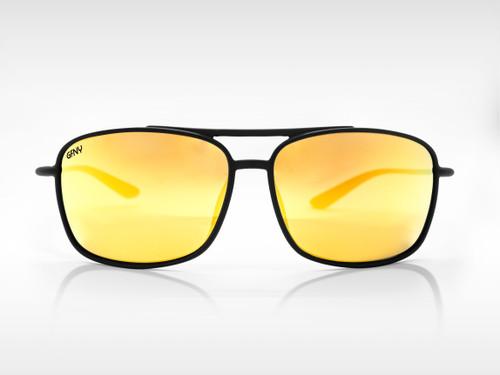 Sunglasses 6th Avenue Casual - Green Mirror