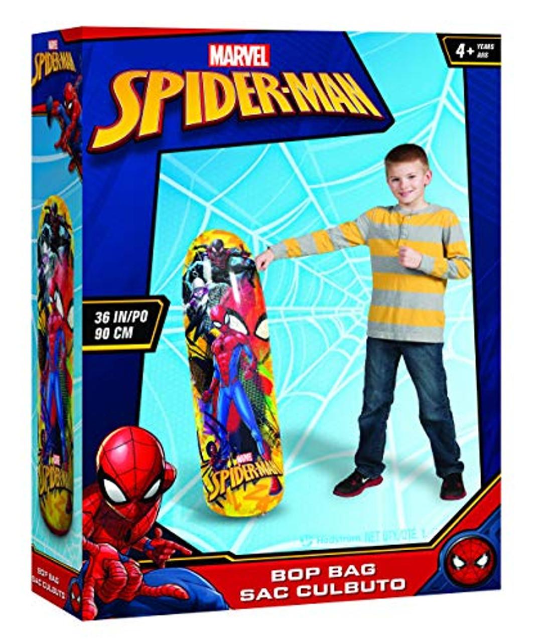 NEW!! Spider-man Marvel Comics Superhero Bop Ball