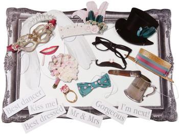 Snap Happy Wedding Photobooth Kit