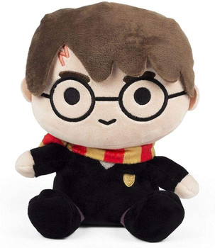 "Harry Potter Hogwarts Plush Coin Bank 9"""