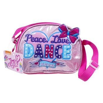 Jojo Siwa Crossbody Bag Peace Love Dance