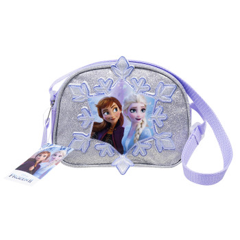 Frozen 2 Holographic Crossbody Bag