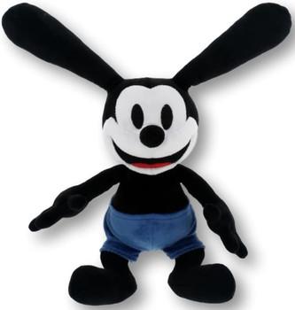 "Disney Parks: Oswald the Lucky Rabbit Plush 9"""