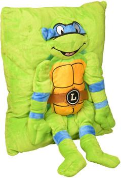 Nickelodeon Teenage Mutant Ninja Turtles- Leonardo Plush Pillow