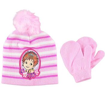 Disney Junior: Fancy Nancy Beanie Glove Set