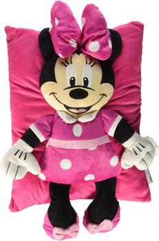 Disney Minnie Mouse:  Bow Plush Pillow