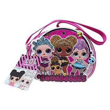 L.O.L Surprise! Pink Crossbody Bag