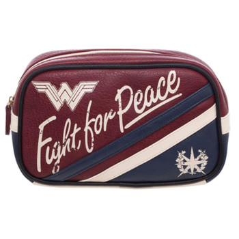 DC Comics: Wonder Woman Cosmetic Bag