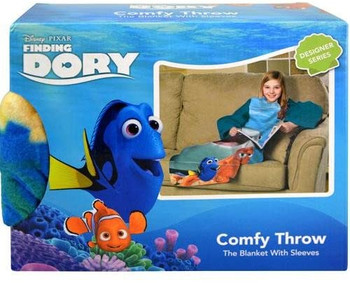 Disney Pixar: Finding Dory Comfy Throw