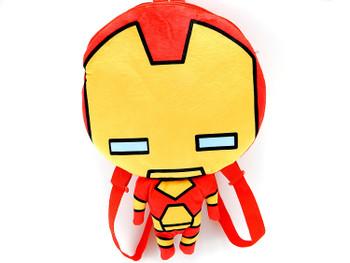 Marvel Ironman Plush 3D Novelty Backpack