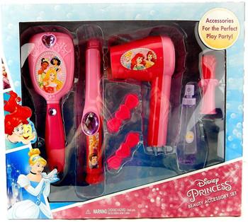Disney Princess: Beauty Hair Accessory Set