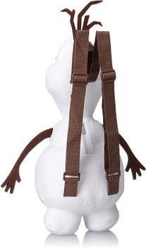 "Disney Frozen: Olaf Plush Backpack 15"""