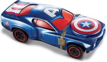 Hot Wheels Marvel Captain America-  Civil War Vehicle
