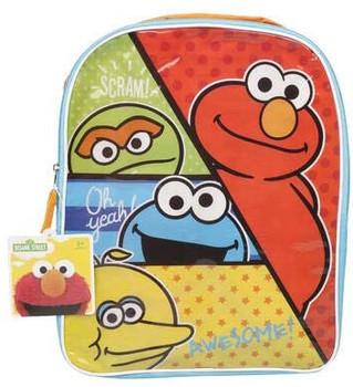 """Sesame Street Backpack 15"""""""