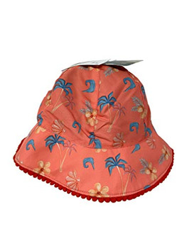 Disney Moana Bucket Hat - 3 to 7 yrs Orange