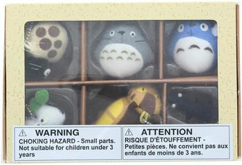 My Neighbor Totoro 6 Miniature Collector Set