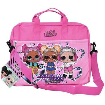 LOL Surprise Laptop and Tablet Bag Case with Shoulder Strap