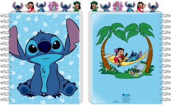 Disney Lilo & Stitch Tab Journal