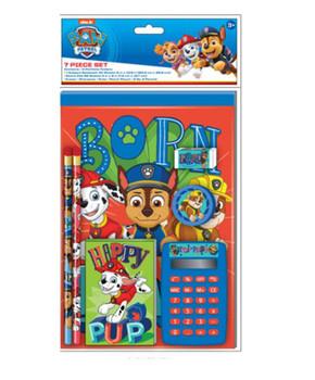Paw Patrol 7 Piece Calculator Set