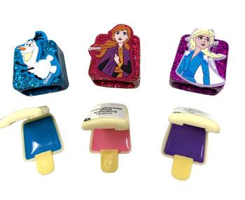 Disney Frozen II POP Lip Gloss 3 pcs