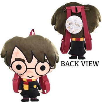 "Harry Potter Plush Backpack 15"""