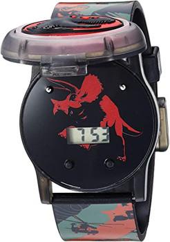 Jurassic Park Kids LCD Quartz Watch