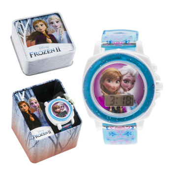 Disney Frozen II Elsa and Ana Kids Watch