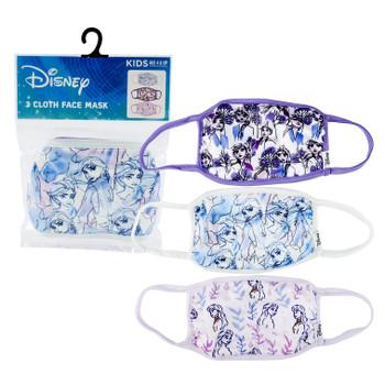 Disney Frozen Kids' 3pk Cloth Face Mask