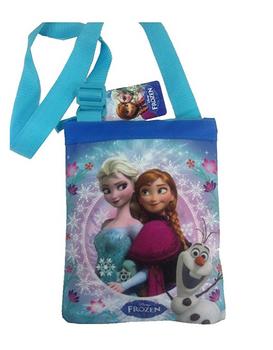 Disney Frozen Elsa and Anna Crossbody Bag Handbag