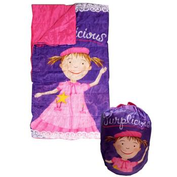 Purple-Licious Slumber Bag