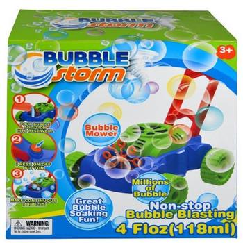 Bubble Storm- Bubble Mower with 4oz Bubble