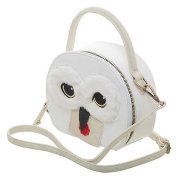 Harry Potter Hedwig Hatbox Handbag Purse