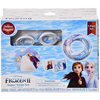 Disney Frozen II Super Swim 5 Pieces Set