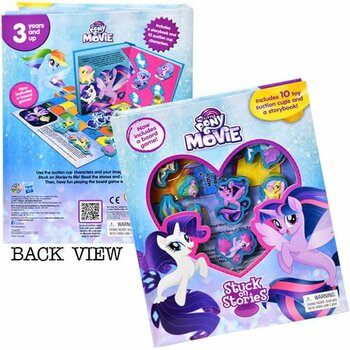 My Little Pony The Movie Stuck on Stories