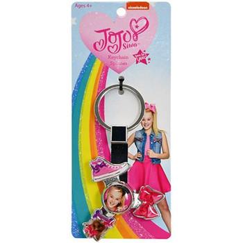 Nickelodeon JoJo Siwa Spinner Keychain